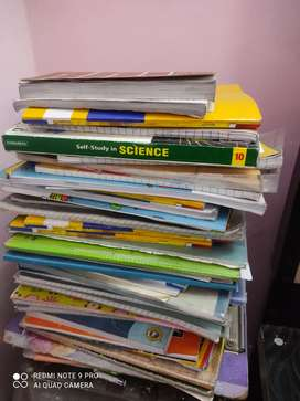10 th class books Good conditions books for 10th class