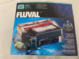 Fluval C4 aquarium filter