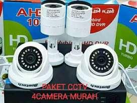 Pasang keamanan kamera CCTV 2mp-harga promo Pondok Aren