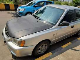 Hyundai Accent 2003 CNG & Hybrids Good Condition