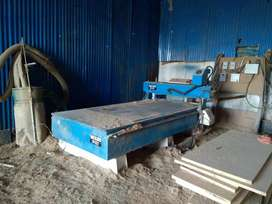 CNC ROUTER MACHINE OPERATOR