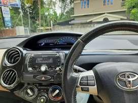 Toyota Etios Liva VXD 2017 Diesel 110000 Km Driven