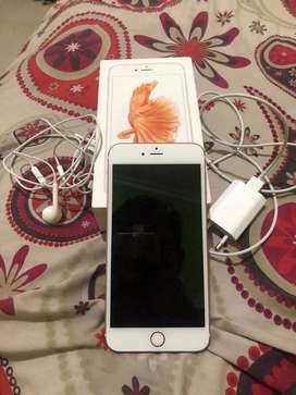 jual iphone 6splus 64gb fulset