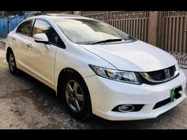 Honda civic hybrid 2015 model installment