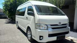 Sewa Mobil/Rent Car Toyota Hiace/Alphard/Innova/Avanza/Hyundai H1/Elf