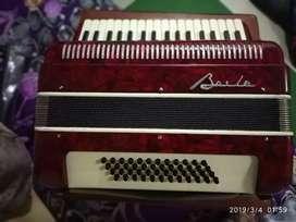 Piano Keys Accordian 4 Years Old