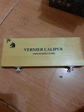 Jangka Sorong atau Vernier caliper