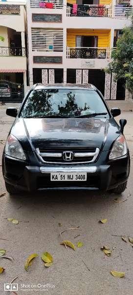 Honda CR-V Automatic 4WD Petrol