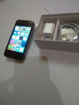 I phone four s 16gb symbol of qlty