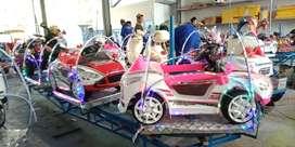 kereta mini panggung odong komedi putar mini coaster KOMPLIT MRC besar