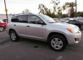 Toyota RAV4 2009 get on easy monthly installment