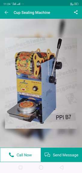 Cup selling machine