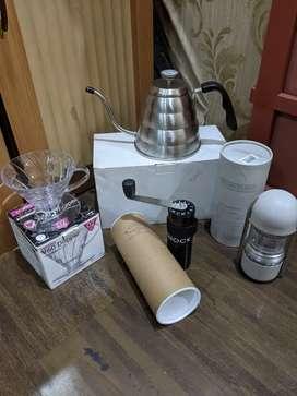 Paket Alat seduh kopi ( home brew )