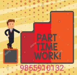 stop doing hard work and start doing smart work do part time