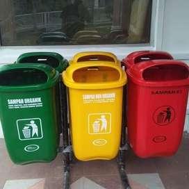tong sampah oval,bak sampah oval,pabrik tempat sampah murah ready stok