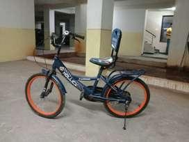 Funtoosh branded kids cycle
