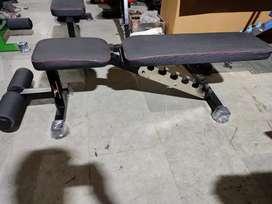 Gym equipment bull strength