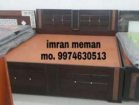 Ad0093 dubbel bed plywood 6x5
