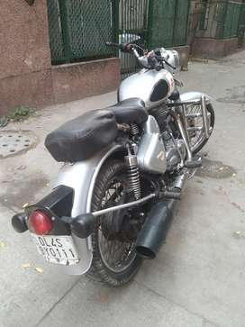 Bike in mint condition,for sale urgent 78000