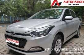 Hyundai Elite I20 i20 Sportz 1.2, 2015, Petrol