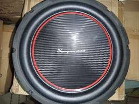 pioneer ts312 d2 2000watts 12inches subwoofer,heaavy bass