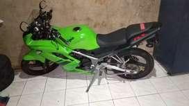 Kawasaki Ninja RR Mulus bagus terawat