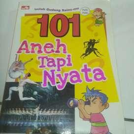 Buku 101 Aneh tapi nyata