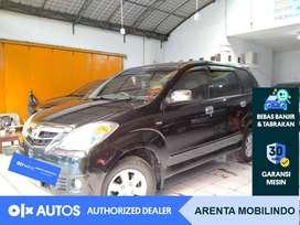 [OLX Autos] Toyota Avanza 2011 G1.3 Bensin M/T Hitam #Arenta Mobilindo