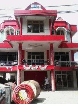Dijual gedung murah dan strategis dalam kota Mataram