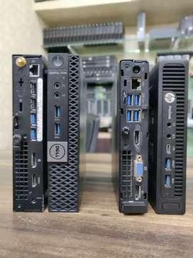 HP lenovo tiny refurbished CPU