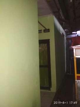 Rumah kontrakan 6 pintu belakang pasar cileungsi