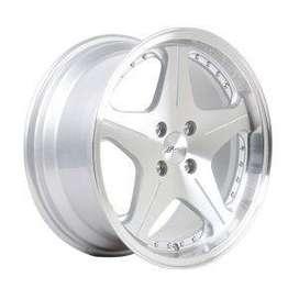 HSR-Anambas-H5044-R16x75-875-H4x100-ET18-35-Silver-Machine-FaceChrome-