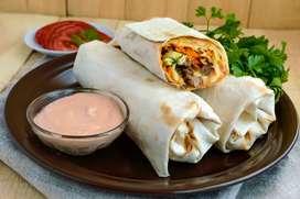 Need Shawarma maker and juice maker