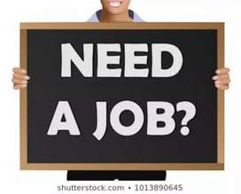 Need part time job