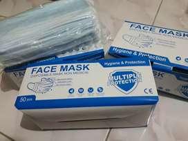 Masker isi 50pcs/box