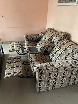 4 seater sofa cum bed/chair
