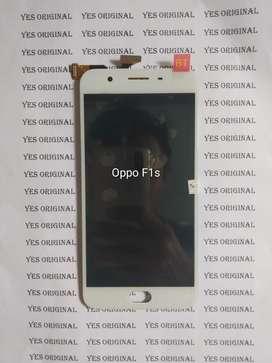 LCD Oppo F1s (Free Pasang) Bonus Tampered Glass
