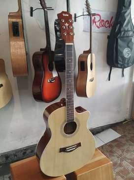 Gitar Akustik taylor standar