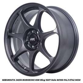 velg HSR R16X7 H8X100-114,3 ET42 MGM