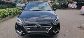 Hyundai Fluidic Verna 1.6 VTVT S (O) Automatic, 2019, Petrol