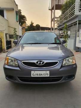 Hyundai Accent Executive, 2012, CNG & Hybrids