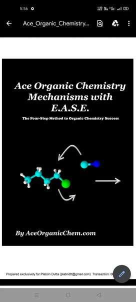 86 trics to ace organic chemistry