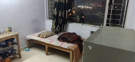 One flatmate required in sunrise point,, near akankha more