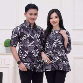COUPLE BATIK KEKINIAN