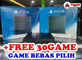 [NEW] PS4 HARDISK +30 GAME BISA PILIH GAME