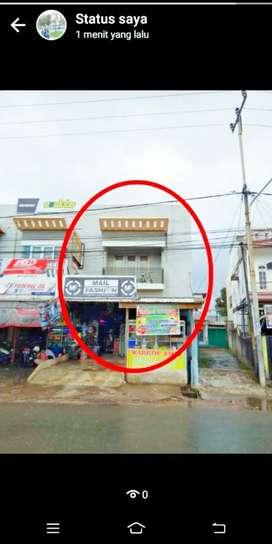 Dijual Ruko Cepat tanpa Perantara, lokasi strategis dpn pasar sekip