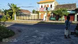 Disewakan Ruko komplek Rumah Singgah Peziarah Ganjuran, Bantul 55764.