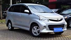 Toyota Avanza Veloz 2012 1.5 A/T Bensin Silver
