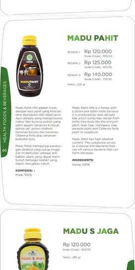 Herbal produk HNI