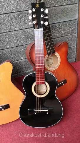 Gitar Akustik Kecil Mini 6 Senar Gitar Lele Gitar Junior